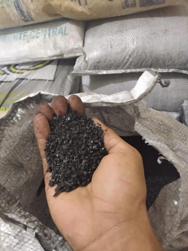 Carvão antracito e carvão ativado