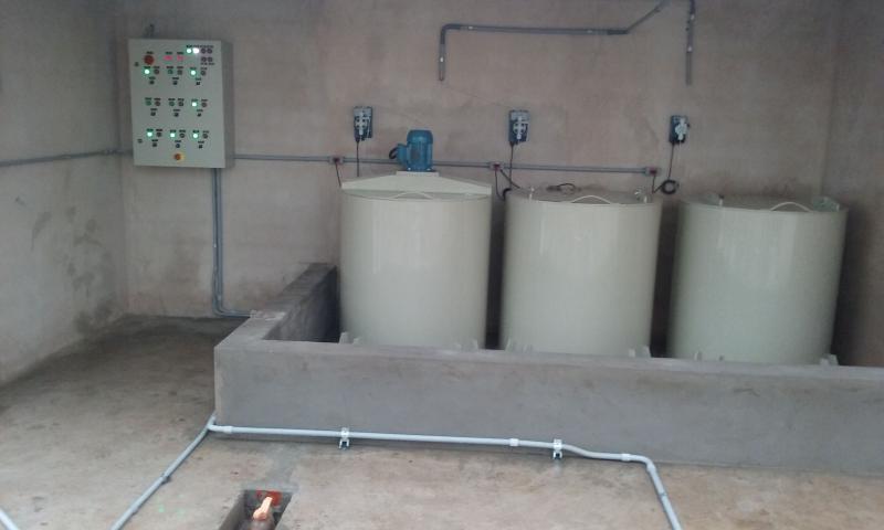 Empresas de tratamento de agua e efluentes sp