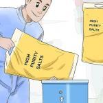 Sal para gerador de cloro