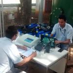 Serviço de tratamento de agua